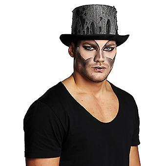 Halloween approximately 12cm high cylindrical Hat accessories Halloween Carnival