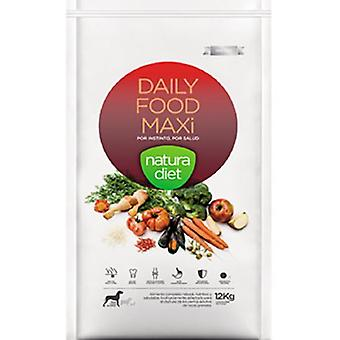 Natura Diet Natura Diet Daily Food Maxi 12 Kgs. (Dogs , Dog Food , Dry Food)