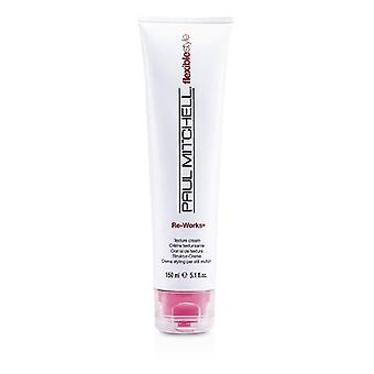 Paul Mitchell Flexible Style Re-Works Texture Cream - 150ml/5.1oz