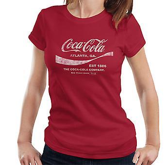 Coca Cola Drink 1886 Women's T-Shirt