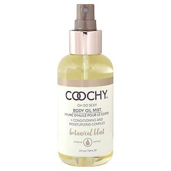 Coochy Body Oil Mist Botanical Blast