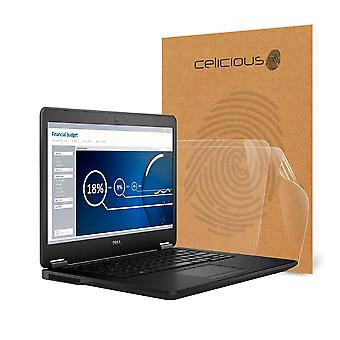 Celicious Vivid Invisible Glossy HD Screen Protector Film Compatible with Dell Latitude 14 E7450 (Touch) [Pack of 2]