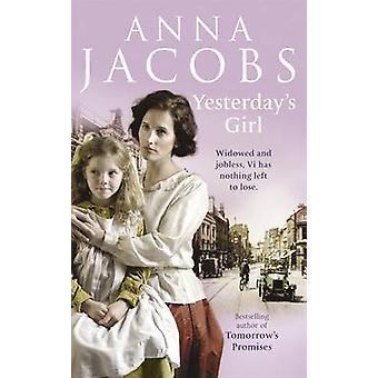 Yesterday meisje door Anna Jacobs - 9780340840825 boek