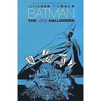 باتمان--هالوين طويلاً قبل Jeph لوب-تيم البيع-بو 9781401232597