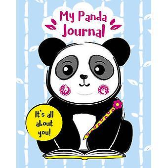 My Panda Journal by Sally Morgan - 9781407178066 Book