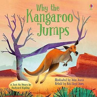 Hvorfor Kangaroo hopper av Rob Lloyd Jones - 9781474940962 bok