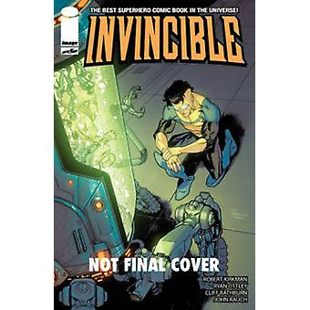 Invincible - Volume 20 - Friends by Robert Kirkman - Ryan Ottley - Clif