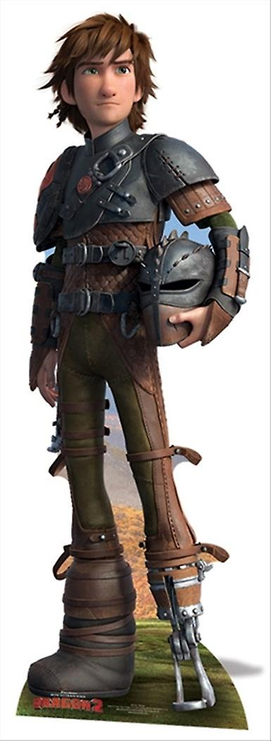 Hiccup from How To Train Your Dragon 2 Cardboard Cutout / Standee / Standup