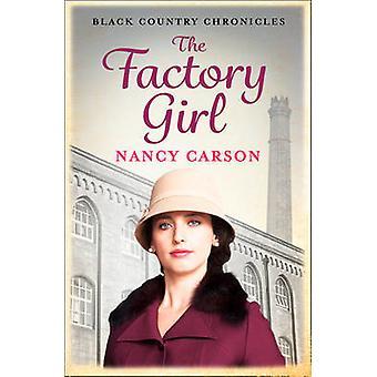 Dziewczyna z fabryki przez Nancy Carson - 9780008151911 książki