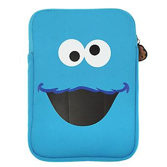Sesame Street Cookie Monster Tablet SleeveBlue
