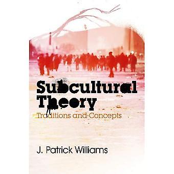 Théorie sous-culturels