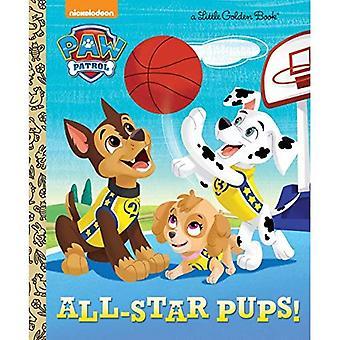 All-Star Pups! (Paw Patrol) (Gouden boekje)