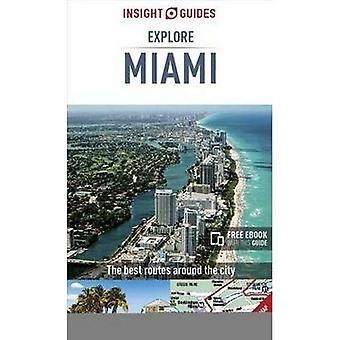 Insight Guides Explore Miami (Insight Explore Guides)