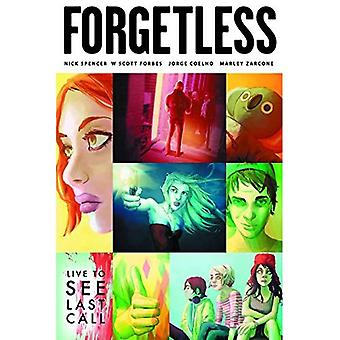 Forgetless: Live to See the Last Call TP