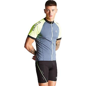 Dare 2B Mens Accurate Light Quick Drying Cycling Jersey Top
