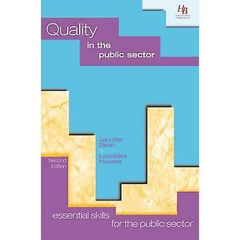 Kvalitet i den offentliga sektorn av Bean & Jennifer