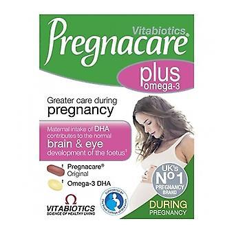 Vitabiotics Pregnacare Plus Caps-Tabs 56Tab
