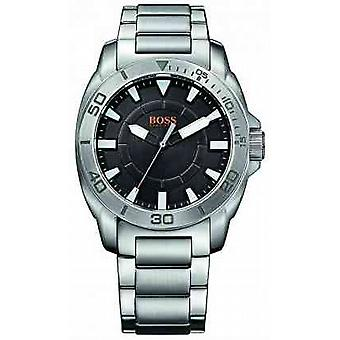 Hugo Boss Orange Mens Stainless Steel Black Dial 1512946 Watch
