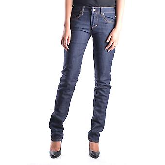 Frankie Morello Blue Denim Jeans