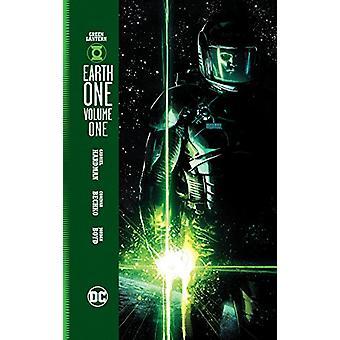 Green Lantern Earth One Vol. 1 by Gabriel Hardman - 9781401241865 Book