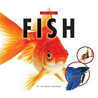 Fish by Kathryn Stevens - 9781631437328 Book