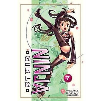 Ninja Girls - v. 7 by Hosana Tanaka - 9781935429678 Book