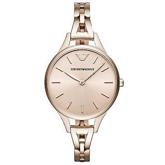 Emporio Armani Ar11055 Stainless Steel Ladies Watch