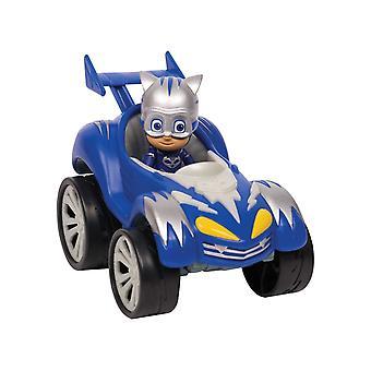 PJ Masks Power Racer Vehicle & Figure Catcar