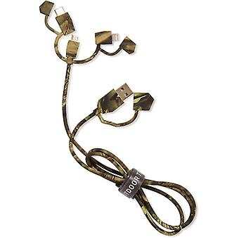 Outdoor Technology Camouflage Calamari 2.0 3 In 1 Cable