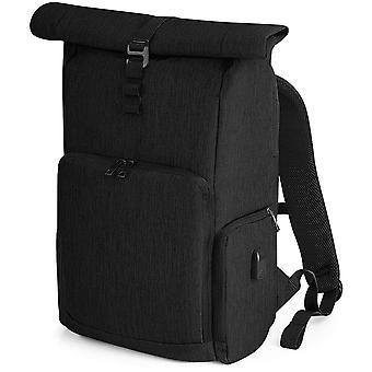 Quadra - Q-Tech Charge Roll-Top Backpack