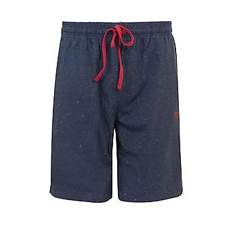Boss BOSS Bodywear Navy Cotton Shorts