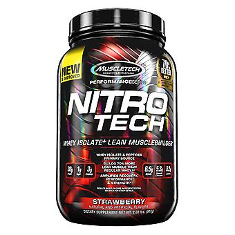 Muscletech Performance Serie NitroTech Molkenproteinisolat