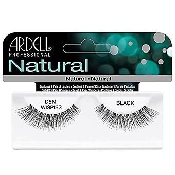 Ardell Invisiband Human Lashes - Demi Wispies - Black
