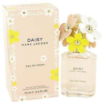 Daisy Eau niin tuore Marc Jacobs Eau De Toilette Spray 2.5 oz/75 ml (naisten)