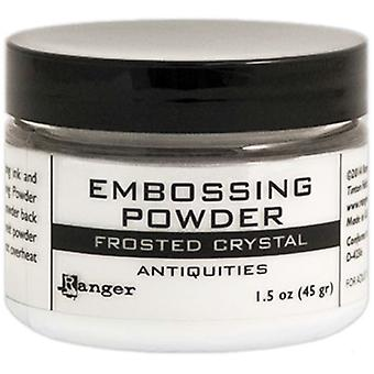 Ranger Frosted Crystal Embossing Powder 1.5oz- EPL44963