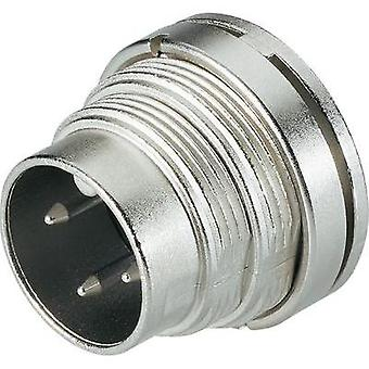 Binder 09-0319-80-05 Series 682 Miniature Circular Connector Nominal current (details): 6 A Number of pins: 5 stereo