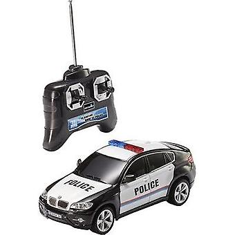 Revell Control 24655 BMW X6 Police 1:24 RC model car for beginne