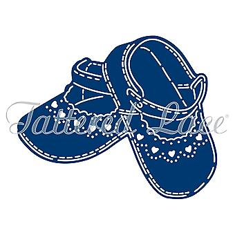 Essentials by Tattered Lace Baby Shoes Die
