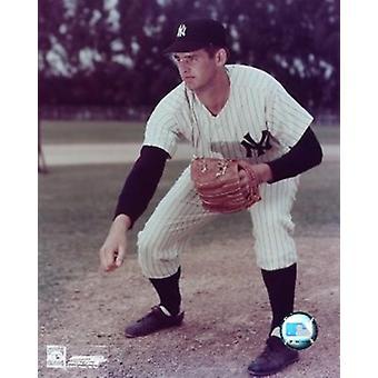 Don Larsen - Pitching Sports Photo