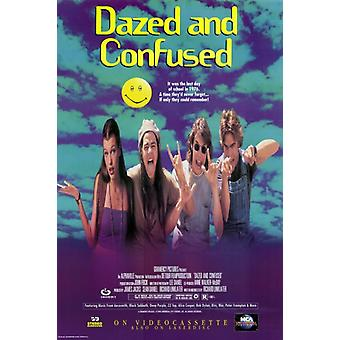 Dazed and Confused Movie Poster (11 x 17)