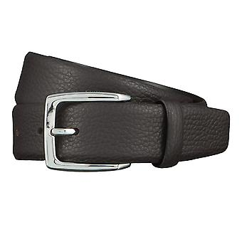 Windsor. Belts men's belts leather belt Brown 4470