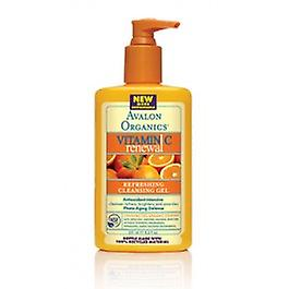 Avalon Organics - Vitamin C Refreshing Renewal Facial Cleanser Gel250ml