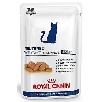 Royal Canin Neutered Weight Balance Low in calories (Cats , Cat Food , Wet Food)