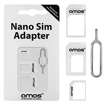 AMOS Nano Sim Card Adapter