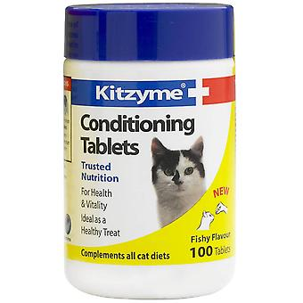 Kitzyme kat Conditioning 100 tabletter