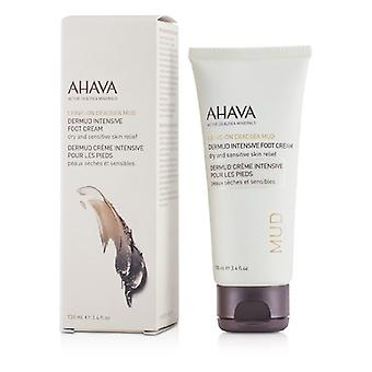 AHAVA Dermud Intensive Foot Cream 100ml / 3,4 oz