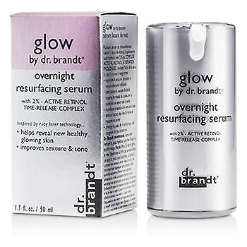Dr. Brandt Glow da Dr. Brandt Overnight Resurfacing siero - 50ml/1.7 oz