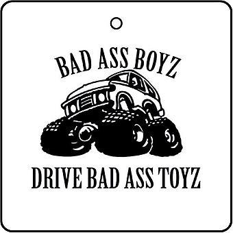 Bad Ass Boyz Drive Bad Ass Toyz carro ambientador