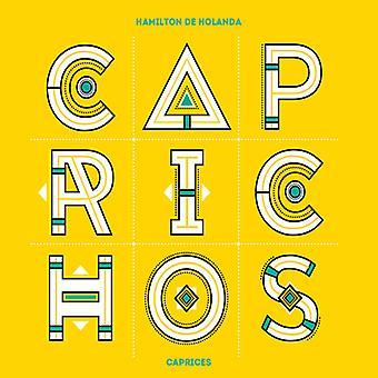 Hamilton De Holanda - Caprichos [CD] USA importerer