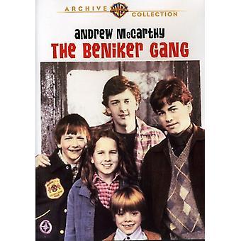 Importar de USA Beniker Gang [DVD]